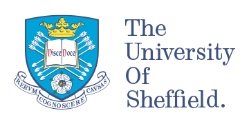 The Universty of Sheffield Logo